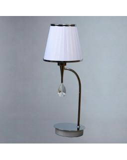 Настольная лампа Brizzi Alora MA01625T/001 Chrome
