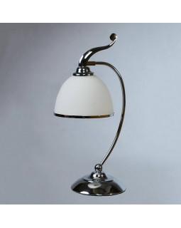Настольная лампа Brizzi MA02401T/001 Chrome