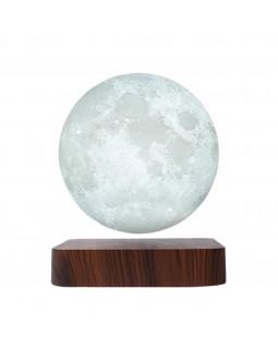 Настольная лампа Gauss 3D Луна LV001