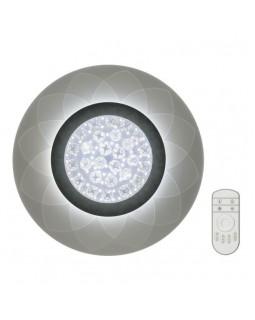 Потолочный светодиодный светильник Fametto Nimfea DLC-N503 42W ACRYL/CLEAR