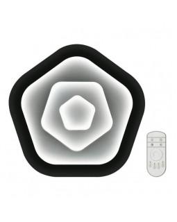 Потолочный светодиодный светильник Fametto Nimfea DLC-N504 62W IRON/WHITE