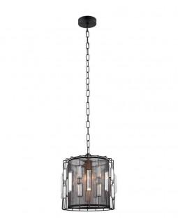 Подвесной светильник Lumien Hall Аглая 0001/1PM-BK