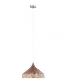 Подвесной светильник Lumien Hall Лайам 4025/1PL-GD